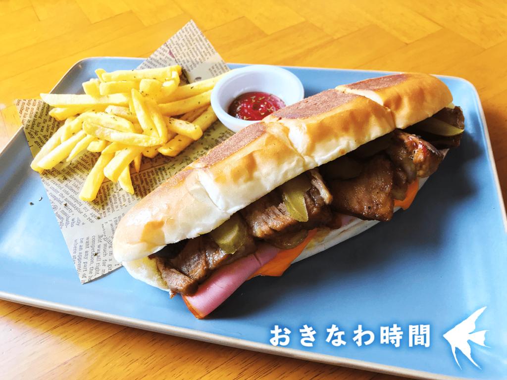 ZuZu sandcafe ランチ